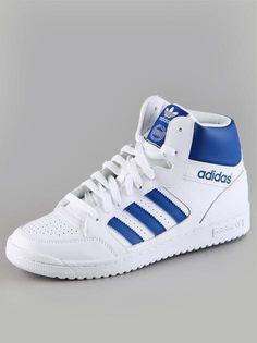 Adidas Pro Play Run White Col Royal Run White  #Sneakers #Schuhe #Adidas #AdidasPro
