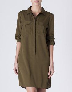 Modest Dresses, Casual Dresses, Short Sleeve Dresses, Kpop Fashion Outfits, Fashion Dresses, Long Shirt Outfits, Simple Kurta Designs, Iranian Women Fashion, Shirtwaist Dress