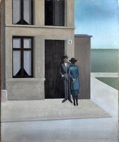 Rudolf Dischinger (1904-1988) was een Duitse schilder van de Nieuwe Zakelijkheid . Hij studeerde bij Georg Scholz en Karl Hubbuch . In 1927 studeerde hij af als tekenleraar en werkte tot 1939 als leraar in Freiburg. Gedurende deze periode schilderde hij stadsgezichten en stillevens in de stijl van de Nieuwe Zakelijkheid .