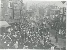Lancashire Bridge 1908