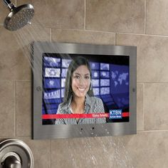 North Star Shower TV by Electric Mirror