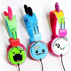 So so happy headphones (: