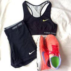 Ne felejtsetek el időt szakítani a sportolásra! #fashionfave #sport #nike