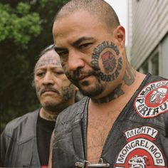 New Zealand's Mongrel Mob patch Haka New Zealand, Mafia, Bike Gang, Real Gangster, Mongrel, Red Vs Blue, Hells Angels, I Love My Wife, Motorcycle Clubs