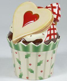 Villeroy Boch VB Keksdose Cupcake Dose Weihnachten Winter Bakery Delight | eBay