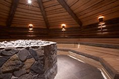 Sauna » Devarana sauna beauty resort