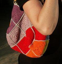 Square bag - side 2