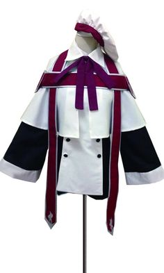 Onecos Black Butler Ciel Phantomhive Church Uniform Cosplay Costume * Click image for more details.