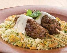Greek-Style Lamb Koftas 5 star recipe