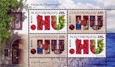 Hungary - Europa stamps 2012 - visit