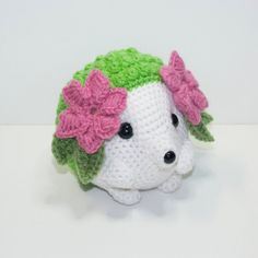 #109 Koffing, the Poison Gas Pokémon. Now available and READY TO SHIP!www.etsy.com/listing/204514338…