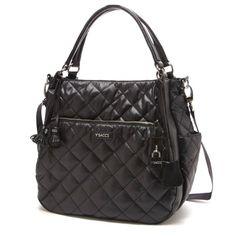 YSACCS イザック Y'SACCS キルティングトート(BLACK) -「買ってから選ぶ。」靴とファッションの通販サイト ロコンド