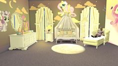 """After a long month of working on the Part-2 of my Sims 4 Sweet Dreams Nursery Furniture Set,today I'm very excited to share """"Sweet Dreams Nursery Furniture Set (Part-2)"""" with you all.the sims 4 custom content or sims 4 cc nursery furniture set download,sims 4 crib download,sims 4 wall decal download,sims 4 sticker download,sims 4 kids furniture download,sims 4 baby changing table,sims 4 curtain,sims 4 lounge,sims 4 mirror,sims 4 clutter and sims 4 toys download,sims 4 ts4wallpaper…"""