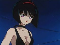 Yui of the hair Old Anime, Anime Manga, Anime Art, Gifs, Anime Sensual, Aesthetic Gif, Inuyasha, Retro, Anime Characters