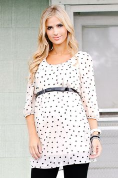 Super cute maternity clothes, future reference...
