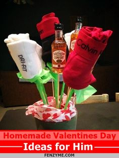 thoughtful homemade valentine's day gifts