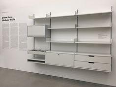 'Dieter Rams: Modular World' at Vitra Design Museum