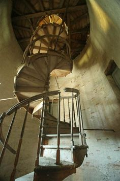 Fabulous attic spiral from France