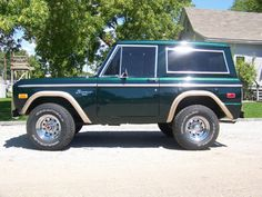 1974 Ford : Bronco Ranger