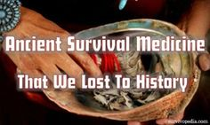 Unlike modern medicine, sick patients weren't just handed medicine until they either got better or died. Instead, Native Americans took care of their