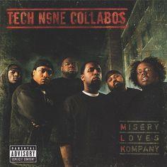 Tech Collabos - Misery Loves Kompany CD Strange Music, Inc Store Rap Music, Music Love, Underground Rappers, Tech N9ne, Strange Music, Top Albums, Album Releases, Eminem, Album Covers