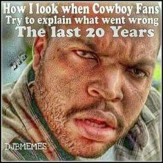 Funny Cowboy Memes, Cowboy Humor, Funny Football Memes, Sports Memes, Stupid Funny Memes, Football Humor, Funny Quotes, Soccer Humor, Saints Football