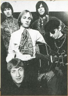 late '60's---Buffalo Springfield