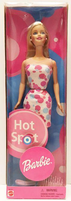 (TAS032936) - Mattel Vintage Hot Spot Fashion Avenue Clothes Barbie Doll