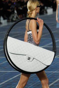 oversized chanel bag