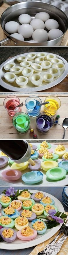 Top 5 Pinterest Pins DIY Easter Recipe And Crafts