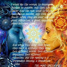 Twin flame, Soul mates