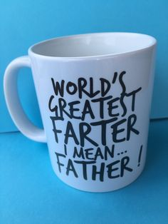 A personal favorite from my Etsy shop https://www.etsy.com/listing/398056693/worlds-best-carter-mug-fathers-dday-mug