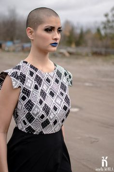 Israella|KOBLA| is a label by UK born, Ghanaian fashion designer, Emefa Kuadey who currently lives in Ottawa.