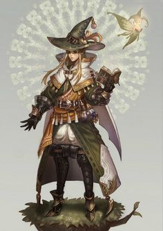 Pin by phobos on fantasy character art in 2019 design, desig Character Design Cartoon, Fantasy Character Design, Character Creation, Character Design Inspiration, Game Character, Character Concept, Concept Art, Comic Character, Fantasy Wizard