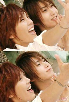 Jung Min and Young Saeng