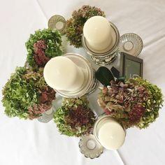 Tischdeko   Septemberhochzeit #hochzeit #wedding #deko #decoration