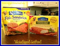 I want to WIN a Gorton's Wicked Seafood Prize Pack! Ends 10/9/13  Do you?