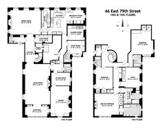 66 east 79th duplex