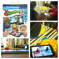 A fun twist on a family Classics: Spellshot Zapped and Battleship Zapped #toys