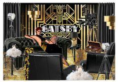 the great gatsby set design - Cerca con Google