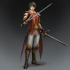 Dynasty Warriors 8: Empires - Lu Xun