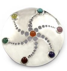 Silver healing amulet Shops, Gemstone Rings, Objects, Healing, Inspire, Silver, Jewelry, Tents, Schmuck