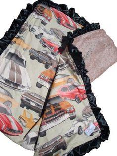 muscle car nursery   Muscle Cars Minky Blanket Baby Boy Themes, Baby Boy Rooms, Baby Boy Nurseries, Baby Theme, Boys Car Bedroom, Car Nursery, Nursery Ideas, Themed Nursery, Baby Number 2