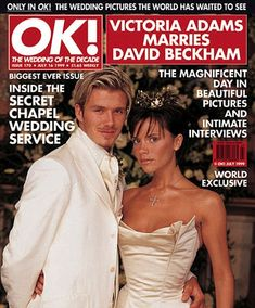 Victoria Beckham is one of the UK's most stylish women, but her bridal crown at her weddin...