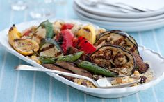 Grilled Summer Vegetables | WholeFoodsMarket.com // Grill dinner ideas