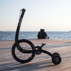 Halfbike II le vélo urbain autrement par Kolelinia