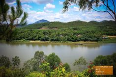 Beautiful View in Hue Vietnam