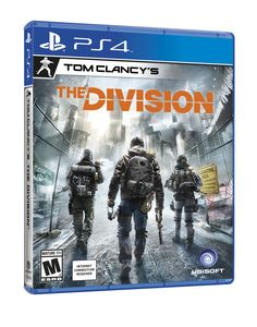 752b50689c1 Tom Clancy s The Division (PS4) Ps4 Or Xbox One