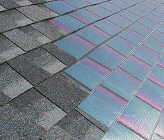 Shingles That Generate Electricity From The Sun, And Can Be Installed Like  Traditional Roofing,