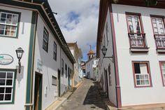 Diamantina, state of Minas Gerais, Brazil